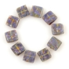 Lamp Bead Tile 10pc 15.5mm Sunset Dichroic